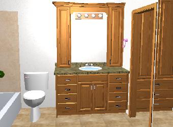 Cincinnati, Ohio Kitchen Remodeling and Bathroom Remodeling