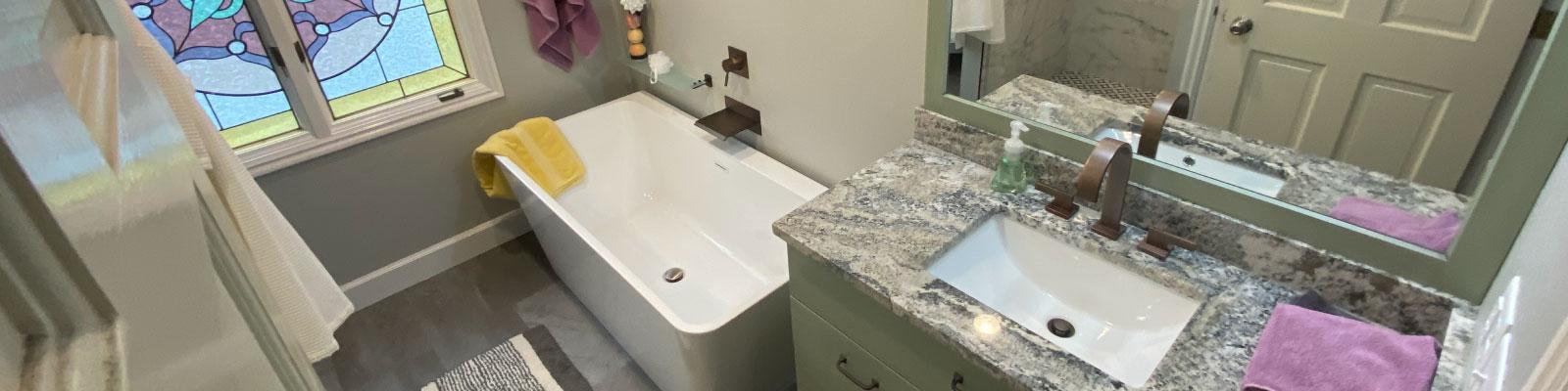 Cincinnati OH Bathroom Remodeling Photo Gallery Day Kitchen Bath - Bathroom remodel cincinnati